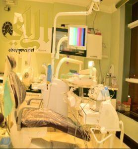 إقبال كبير على عمليات تجميل الأسنان في المجتمع