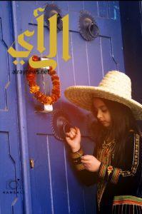"""""""أصغر مصورة"""" تشارك بصور احترافية للزي التراثي في ملتقى الأميرة نورة"""
