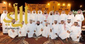 """تقني مكة يقيم """"يوم الوفاء"""" لتكريم قيادات التدريب والمتقاعدين"""
