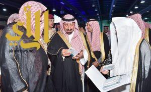 """أمير منطقة نجران يدشّن البرنامج التوجيهي لتعزيز الأمن الفكري """"اعتدال"""""""