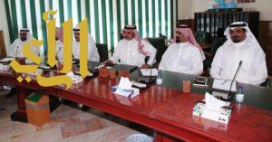 4 أوراق عمل في جلسة المجلس التعليمي بتعليم عسير
