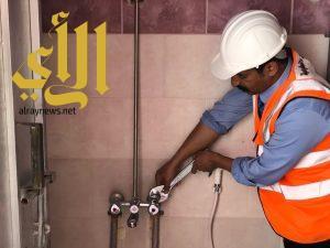 استمرار برنامج الصيانة التطوعية لمساكن أسر شهداء الواجب وأسر ذوي الدخل المحدود بنجران