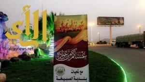 بلدية الصبيخة تنهي كافة استعداداتها لاستقبال عيد الفطر المبارك