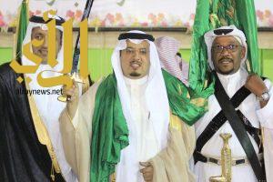 محافظ وأهالي حريملاء يحتفلون بعيد الفطر المبارك