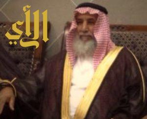 نائب قبيلة الجرابيع البادية يبايع الأمير محمد بن سلمان وليا للعهد