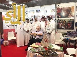 المنظمة العربية للهلال الأحمر والصليب الأحمر تشارك في معرض ومؤتمر دبي الدولي للإغاثة