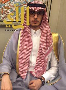 فارس آل مقبل يحتفل بزواجه