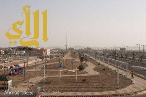 """بالصور .. """"الرأي"""" توضح حقيقة الوضع الراهن لحديقة الملك عبدالله بطريب"""