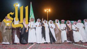 المتعب يرعى احتفال أهالي محافظة طريب بعيد الفطر المبارك لعام ١٤٣٨هـ