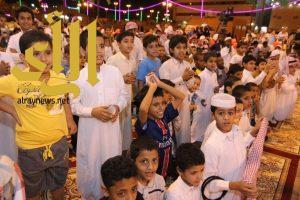 فعاليات العيد في وادي الدواسر تنشر الفرح والمتعة بين الأطفال