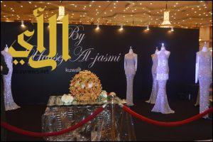 معرض العروس الدولي الثامن ٢٠١٧ يشهد حضورا كبيرا في أول أيامه