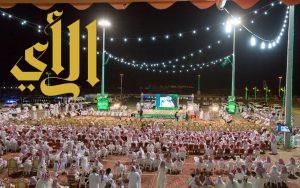 """""""المضة"""" تتجاهل تكريم صحيفة الرأي الراعي الإعلامي لبرامج التنشيط السياحي في محافظة طريب"""