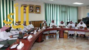 عقد الجلسة الرابعة لمجلس القيادة الاستشاري بتعليم عسير