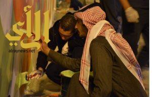 """طلاب جامعة الملك خالد يحتفون بـ """"عاصمة السياحة العربية"""""""