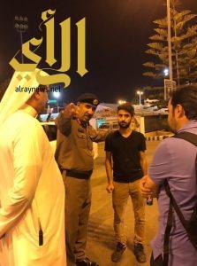 """خطة أمنية لإنجاح حفل """"أبها عاصمة السياحة العربية """""""