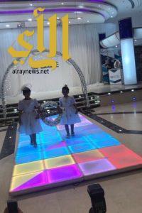 الأميرة مضاوي بنت فهد تدشن معرض درة شرق الرياض