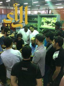 ٣٧٣ مواطن ومواطنة في أولى مراحل تدريب برنامج (أُتقن) بوحدات تقني مكة