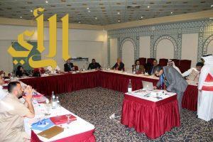 ورشة لبناء قدرات الإعلام الإنساني في جمعيات الهلال الأحمر والصليب الأحمر العربية