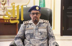 تعيين اللواء بشير البلوي قائد لحرس الحدود بمنطقة المدينة المنورة