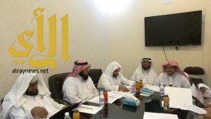 تحفيظ محايل يكرم آل زيلع بعد عشرون عاماً في خدمة القرآن