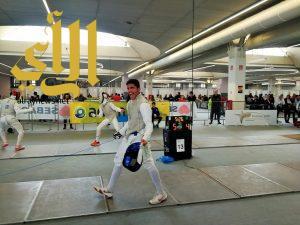 (الأومير) يبدأ منافسات الشيش في بطولة العالم للمبارزة