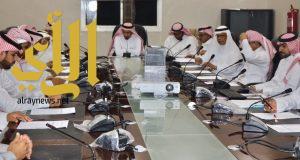 مجلس بلدي جازان يناقش حلول فك الاختناقات المرورية بمدينة جازان