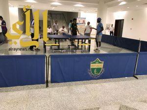 اختتام البطولة الرياضية بوكالة جامعة الأمير سطام بن عبدالعزيز بوادي الدواسر