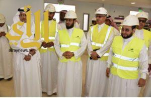 مدير تعليم مكة يتفقد جاهزية مبنى ثانوية غرناطة وانتقال الطلاب له الأسبوع القادم