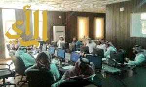 بلدي شرورة يناقش عددا من المشاريع البلدية لتطوير المحافظة