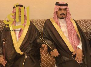 خالد آل خثعم يحتفل بزواجه