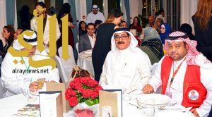 تكريم دولي للمنظمة العربية للهلال الأحمر والصليب الأحمر