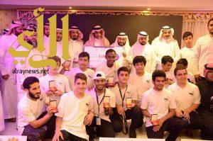 تكريم 61 طالباً من أبناء شهداء الواجب ومنسوبي التعليم من 20 مدرسة بشرق مكة