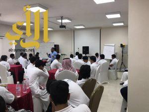 المعهد الصناعي ببلقرن يقيم حفل استقبال للمتدربين المستجدين