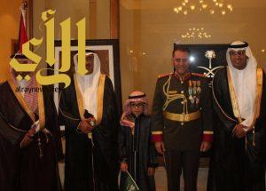 السفارة السعودية في الأردن تقيم حفلاً لمواطنيها والطلبة الدارسين في الأردن