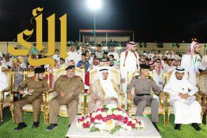 محافظ رجال ألمع  يرعى حفل اليوم الوطني 87