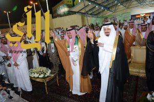 أمير عسير يرعى احتفال أهالي المنطقة بالذكرى الـ ٨٧ لليوم الوطني