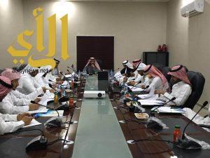 مجلس بلدي جازان يوصي بعقد اجتماع طارئ لمناقشة استعدادات الامانة لموسم الامطار