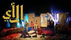 خمس إدارات تعليمية تقدم عروضها بمهرجان المسرح المدرسي بجدة