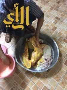 بلدية المسارحة جولة فجرية تكشف الذبح العشوائي والأكل البائت في مطاعم ومنادي المحافظة