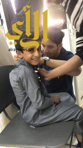المركز الصحي بطريب يبدأ حملة التطعيم للصف الأول بمدرسة حنين