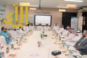 مكتب تعليم شرق الرياض يعقد اللقاء التنشيطي لرواد النشاط الطلابي