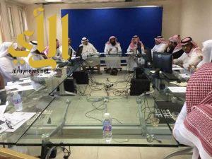 """""""الحازمي"""" يعقد إجتماعاً بمدراء إدارات المساجد والدعوة والإرشاد في محافظات المنطقة"""