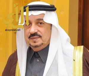 أمير الرياض يدشن الأربعاء المشاريع التعليمية الحديثة بتعليم الرياض