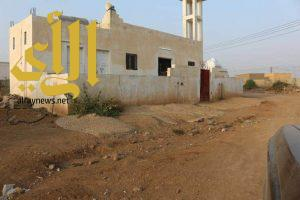 قرية ردش تئن