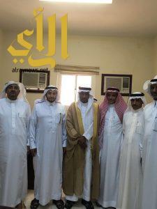 زيارة وإشادة من محافظ صبيا لمكتب لجنة الإصحاح