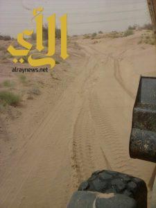 بلدية محافظة أحد المسارحة تصيغ خطتها السنوية لمواجهة موسم الغبار