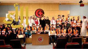 هيئة الهلال الأحمر تختتم الدورة التأهيلية للحركة الدولية التي أقامتها للمتطوعين