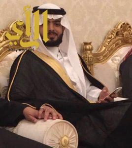 """آل فهيد يحتفلون بزواج ابنهم """"عبدالعزيز"""""""