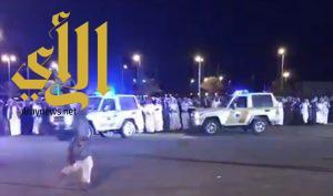 بالفيديو .. القبض على المتورطين بإطلاق النار في زواج بطريب
