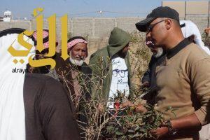فرع وزارة الزراعة بمحافظة خميس مشيط يقيم ورشة عمل عن تقليم وتطعيم الاشجار